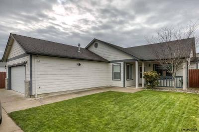 Salem Single Family Home For Sale: 4328 Wheat Av