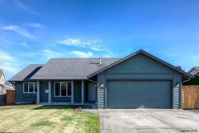 Stayton Single Family Home Active Under Contract: 2180 Wildflower Dr