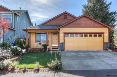 Salem Single Family Home Active Under Contract: 5161 Andresen St