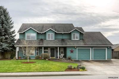 Monmouth Single Family Home Active Under Contract: 1591 Bentley St