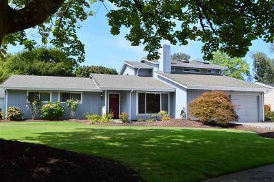 Keizer Single Family Home For Sale: 3825 3rd Av