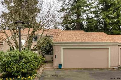 Salem OR Condo/Townhouse For Sale: $245,000