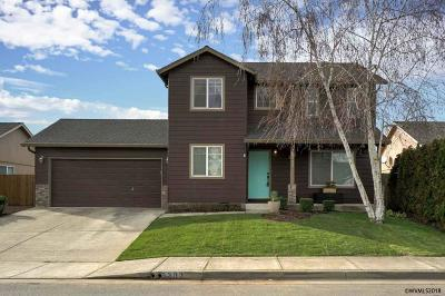 Keizer Single Family Home Active Under Contract: 5393 Mirage St