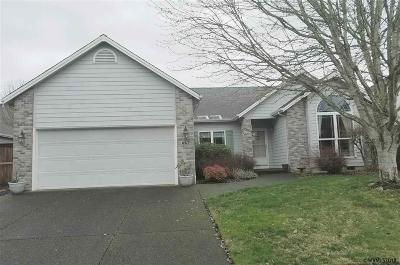 Monmouth Single Family Home Active Under Contract: 467 Yellowstone