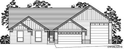 Stayton Single Family Home For Sale: 774 Fox (Lot #28) St