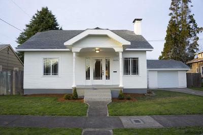 Albany Single Family Home For Sale: 1025 9th Av