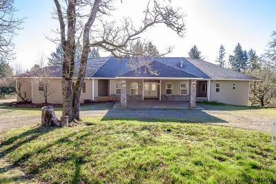 Salem Single Family Home For Sale: 4602 Viewcrest Rd