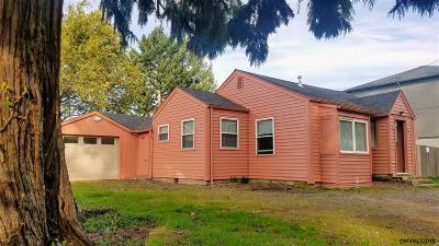 Salem Single Family Home For Sale: 3217 Hyacinth St