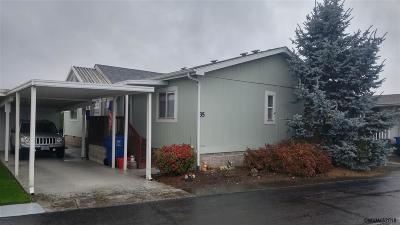 Salem Manufactured Home For Sale: 5422 Portland (#35) Rd #35