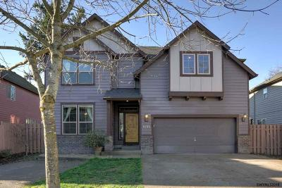 Keizer Single Family Home Active Under Contract: 5255 Patrick Ln