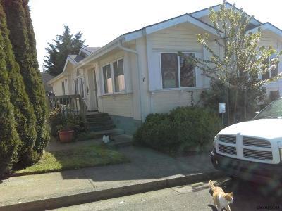 Salem Manufactured Home For Sale: 2155 Robins (#41) Ln #41