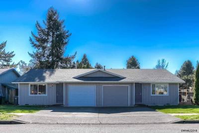 Stayton Multi Family Home Active Under Contract: 1534 Westhaven (- 1536) Pl