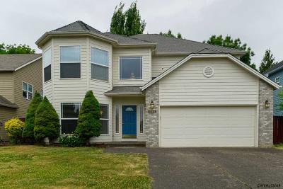 Keizer Single Family Home For Sale: 5619 Waterford Wy