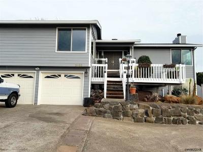 Salem Single Family Home For Sale: 3455 Glen Creek Rd