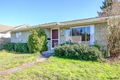Salem Single Family Home Active Under Contract: 2174 Broadway St