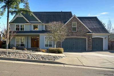 Albany Single Family Home For Sale: 1229 Spencer Mountain Dr