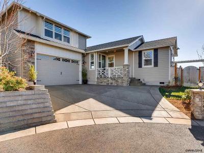 Salem Single Family Home For Sale: 2546 Egret Av