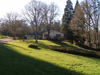 Salem Single Family Home Active Under Contract: 1239 Doaks Ferry Rd