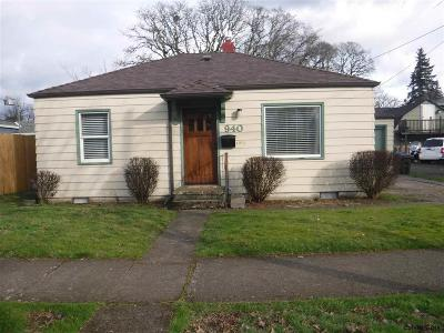 Salem Single Family Home Active Under Contract: 940 14th St