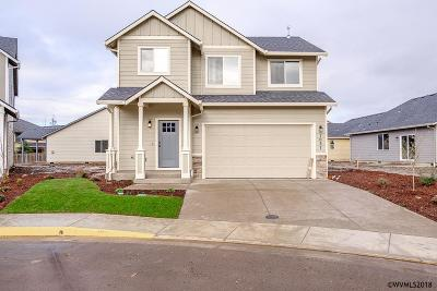 Aumsville Single Family Home For Sale: 381 Makayla (Lot #5) St