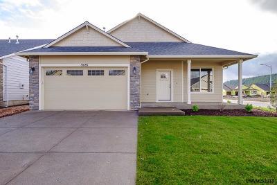 Aumsville Single Family Home For Sale: 9906 Elk (Lot #17) St