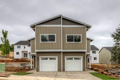 Salem Multi Family Home For Sale: 5743 Honeybee (& 5745) St