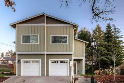 Salem OR Multi Family Home For Sale: $535,000