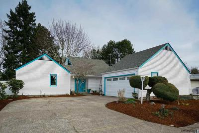 Keizer Single Family Home For Sale: 819 New Terrace Ct