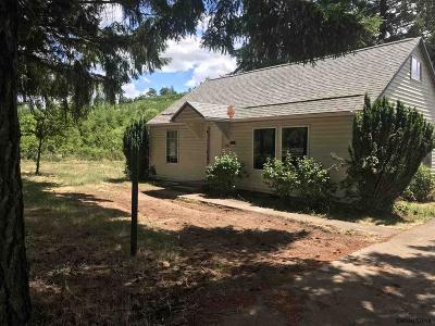 Sweet Home Single Family Home For Sale: 39920 Highway 228 Hwy