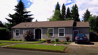 Dallas Single Family Home For Sale: 460 SW Ash St
