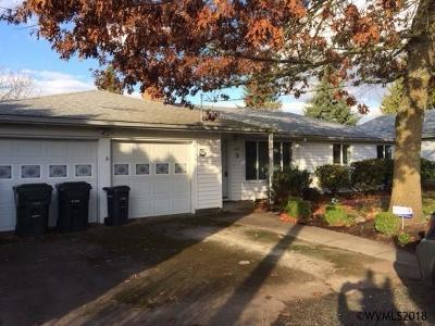 Keizer Single Family Home Active Under Contract: 1699 May St