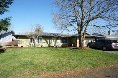 Salem Single Family Home Active Under Contract: 4275 Vernon Lp