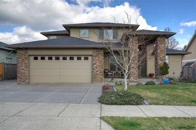 Salem Single Family Home For Sale: 6120 Summerside St