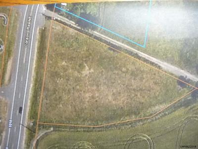Salem Residential Lots & Land For Sale: Cordon Rd