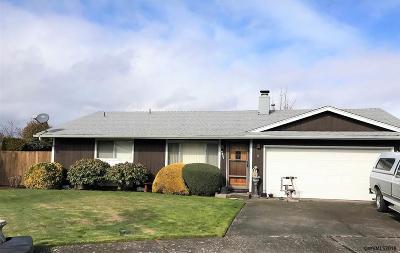 Salem Single Family Home For Sale: 4637 Baldwin Pl