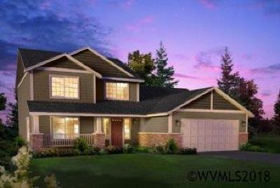 Salem Single Family Home For Sale: 3140 Chapman Hill Dr