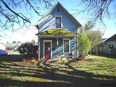 Monmouth Single Family Home For Sale: 293 Knox St