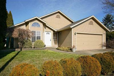 Keizer Single Family Home For Sale: 641 Cater Dr