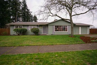 Salem Single Family Home Active Under Contract: 4619 39th Av