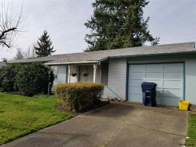 Monmouth Single Family Home Active Under Contract: 464 Heffley St.