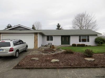 Salem Single Family Home For Sale: 4064 Wyant Ct