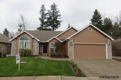 Keizer Single Family Home For Sale: 1139 Chardonnay Lp