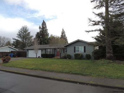 Salem Single Family Home For Sale: 4792 Bonanza Dr