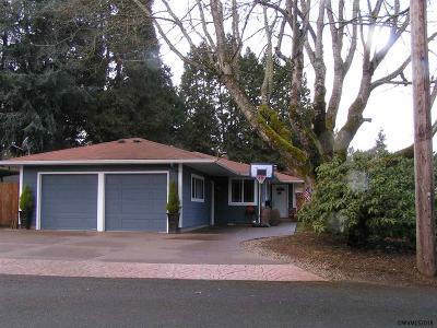 Salem Single Family Home For Sale: 1210 Glen Creek Rd