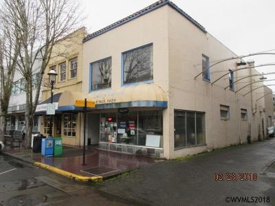 Salem Commercial For Sale: 347 Court St