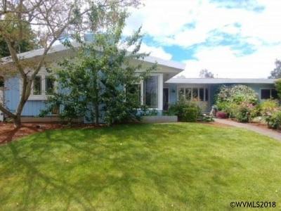 Keizer Single Family Home For Sale: 6259 14th Av