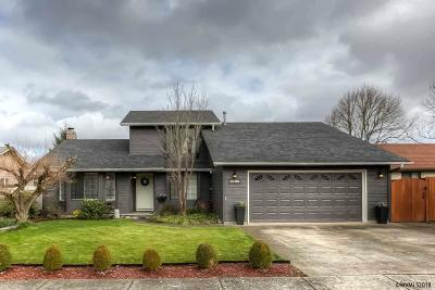 Keizer Single Family Home Active Under Contract: 1017 Summer Breeze Dr