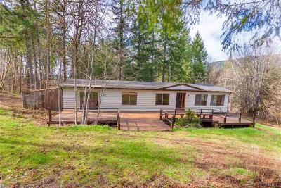Lyons Single Family Home Active Under Contract: 25000 Taylor Park Rd
