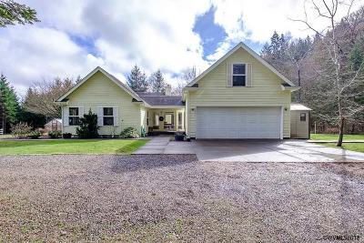 Scio Single Family Home Active Under Contract: 43114 Rodgers Mountain Lp