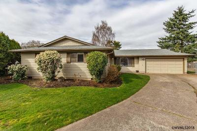 Salem OR Single Family Home For Sale: $269,900